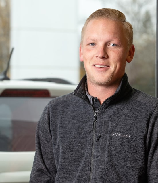 Bryce O'Hare : Sales Manager