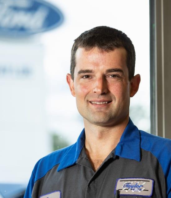 Joe Williams : Technician