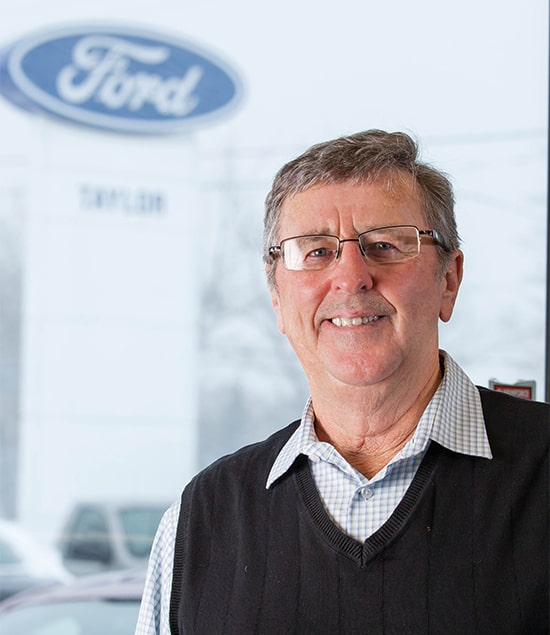Larry Taylor : Dealer